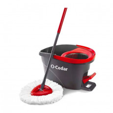 New Clean Bucket Spin Mop Green for every Place